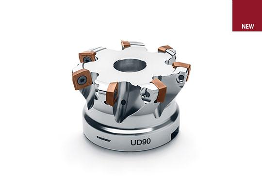 Copy milling cutter UD90