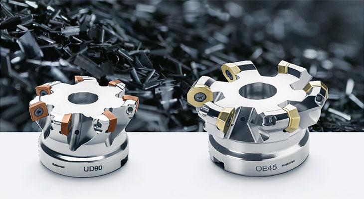 New Tools UD90 und OE45