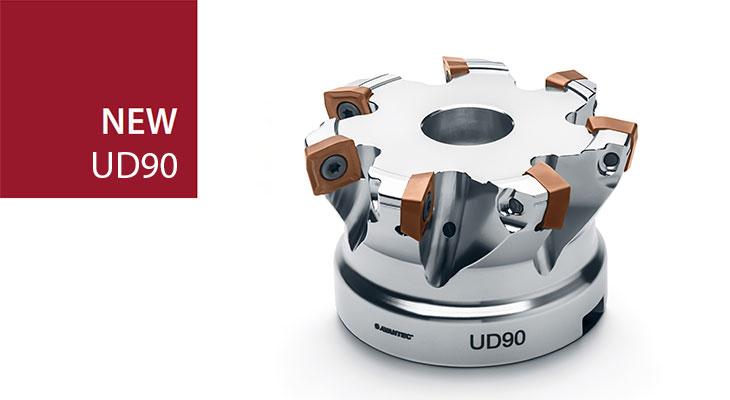 neuer Fräser UD90