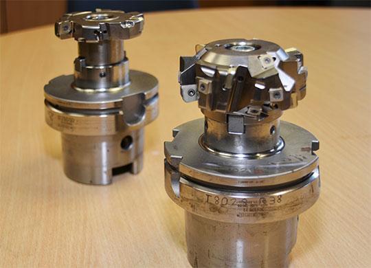 Schruppfräser Xtra Kontur und Schlichtfräser Xtra MT 90