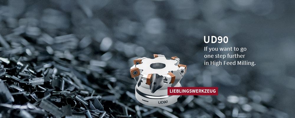UD90 Lieblingswerkzeug