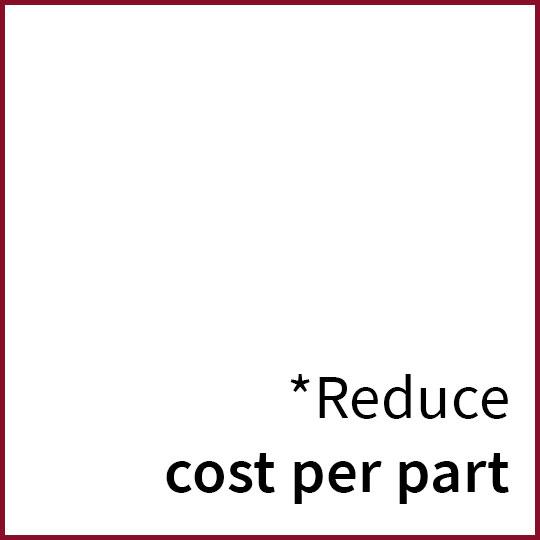 reduce unit costs